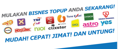 topup business